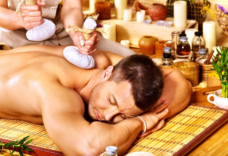 Thai massage bürstadt